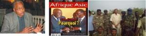 Interview Journal Afrique-Asie, 03/01/11: situation politique au Tchad