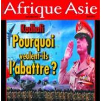 """""""Tchad-Libye: la fausse légende de la légion islamique"""".Article par Acheikh Ibn-Oumar, dans AFRIQUE-ASIE (N°65: avril 2011)"""