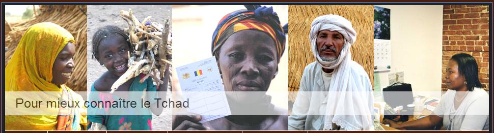 Site de l'Association POUR MIEUX CONNAITRE LE TCHAD (PMCT) L'association PMCT «Pour Mieux Connaître le Tchad»  fut fondée en1992 par des intellectuels tchadiens et français pour diffuser la connaissance scientifique, culturelle et pratique du Tchad