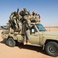 L'ARMÉE TCHADIENNE  « MOÏSE » AU MALI ET « PHARAON » EN CENTRAFRIQUE ET AU DARFOUR ?  Partie I : La dernière béquille d'une dignité africaine chancelante