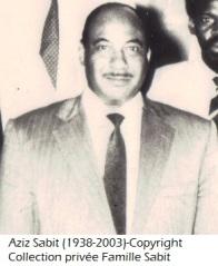 Aziz Sabit-Légende