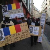 40è anniversaire de l'assassinat du Dr Outel Bono: compte-rendu de la commémoration
