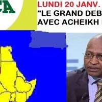 Tchad: émission sur la radio Africa N°1, lundi 20 janvier, 18h (heure de Paris)