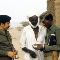 Décès du général Massoud Abdulhafid: l'encyclopédie de Kadhafi sur le Tchad