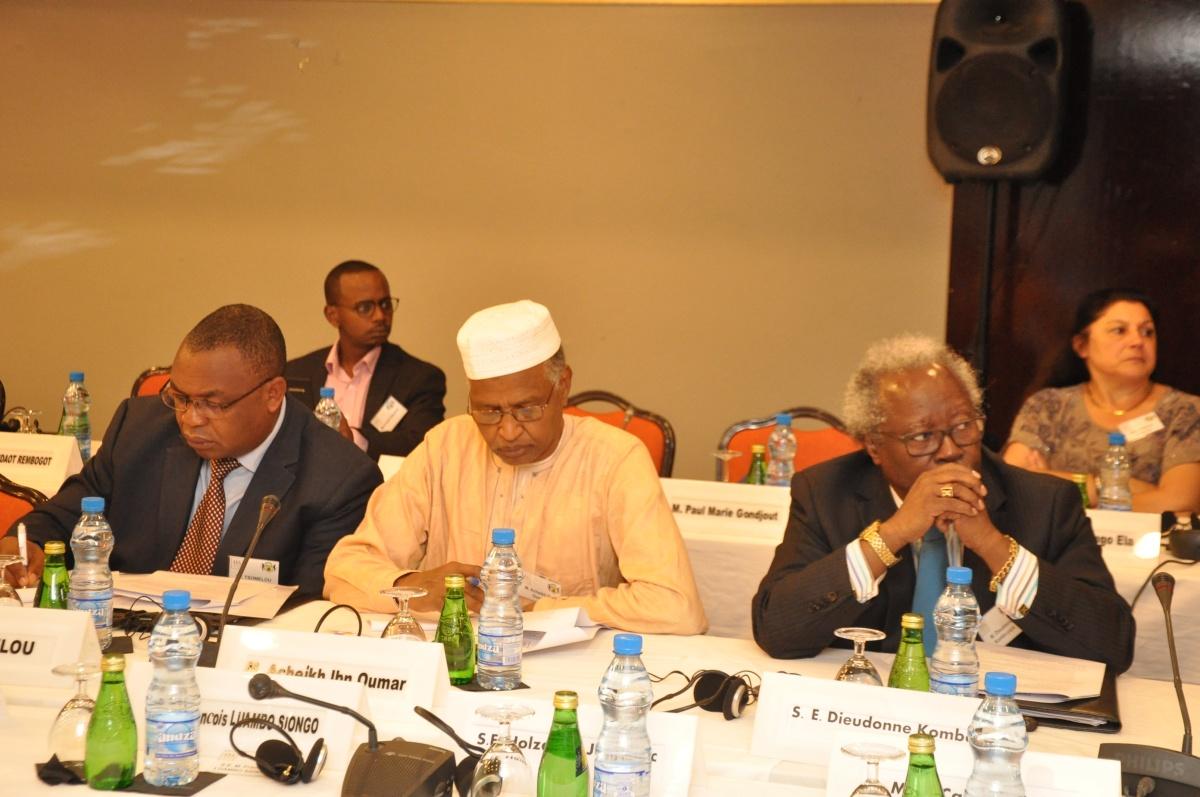 Déficits démocratiques en Afrique centrale (Libreville déc. 2015)
