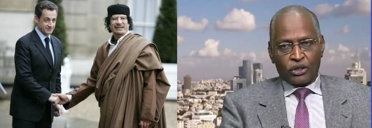 """Qui était Kadhafi ?"" Débat -VOXAFRICA TV -Nov 2015 -Extraits -Acheikh Ibn-Oumar"