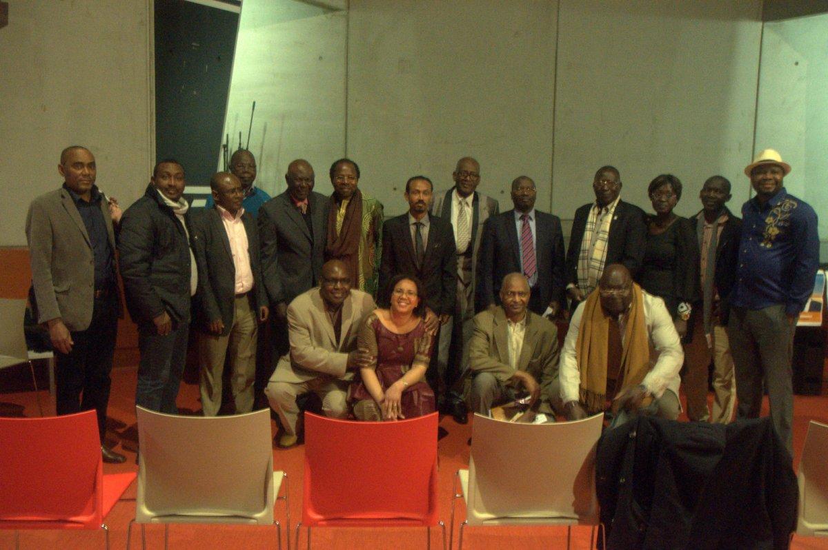 Acheikh IBN-OUMAR - Intervention au 25è anniversaire UNDR