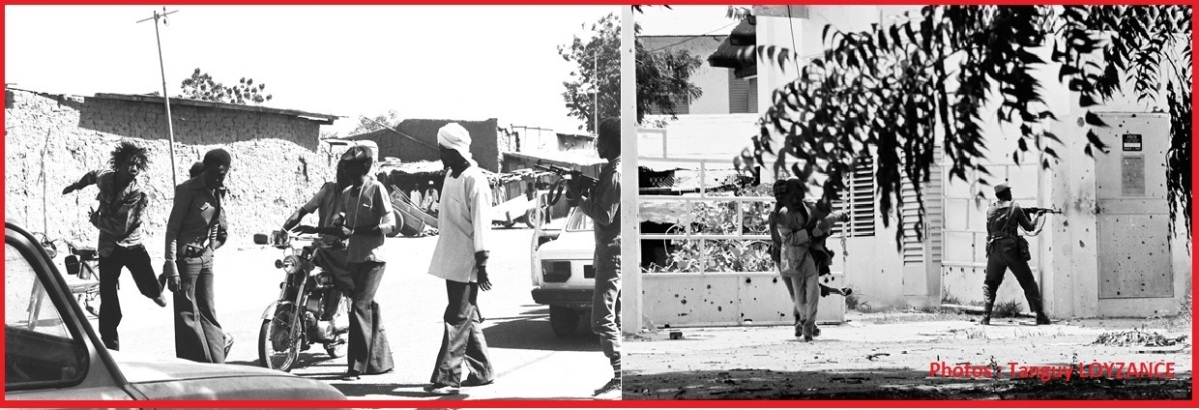Tchad, anniversaire de la guerre civile du 12 février