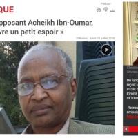 RFI: Interview Acheikh IBN-OUMAR-23/01/18