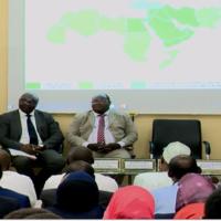 """Fractures du Grand Moyen-Orient; Effets en Afrique. Conférence  ENA-Tchad-  Acheikh IBNOUMAR"""""""